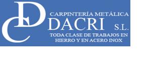 Carpintería metálica Dacri
